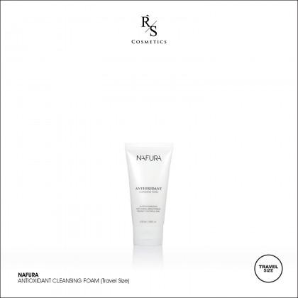 SC 08 - NAFURA | Antioxidant Cleansing Foam (TRAVEL SIZE)